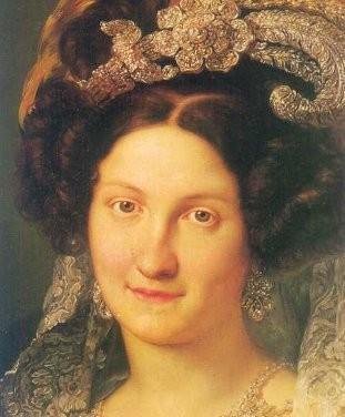 Maria Christina van Bourbon