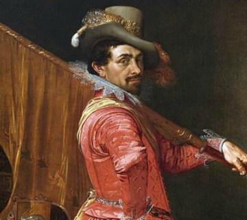 Portret Willem Jansz Cock