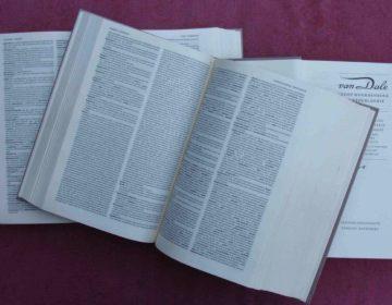 Van Dale Groot woordenboek van de Nederlandse taal