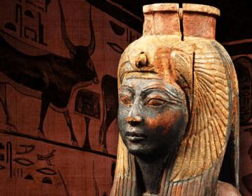 Cover Koninginnen van de Nijl