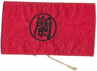 Rode armwikkel