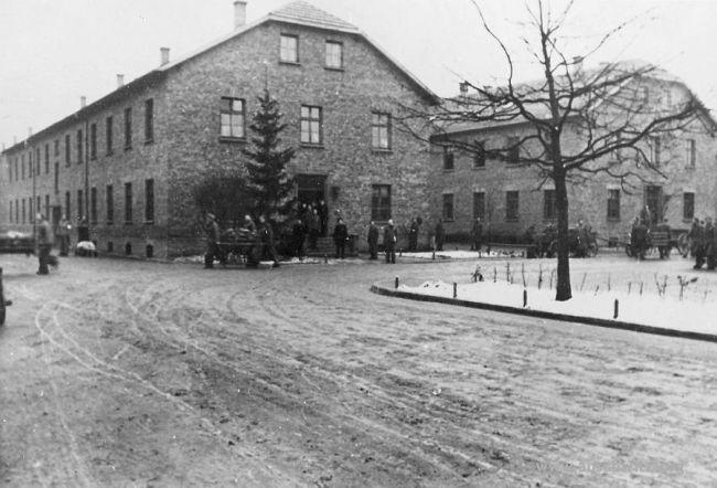 Kerstmis in Auschwitz