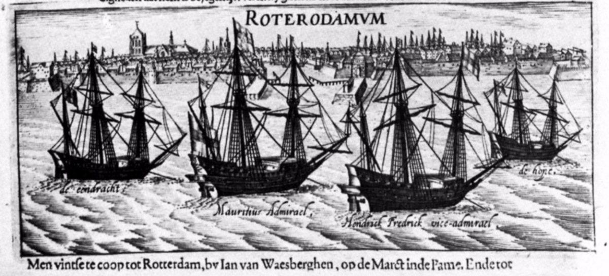 De reis om de wereld van Pieter de Lint (1598-1603)