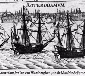 De vloot van Olivier van Noort - cc