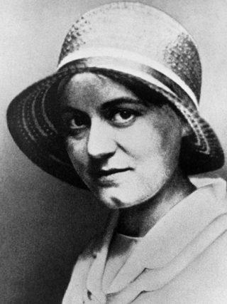 Edith Stein rond 1920