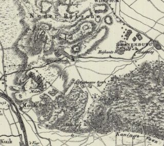 Groesbeek in 1815