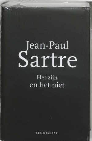 Het zijn en het niet - Jean-Paul Sartre