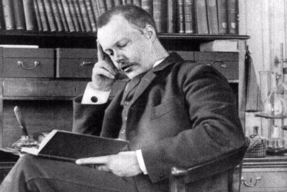 Houston Stewart Chamberlain in 1895