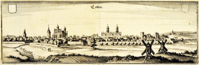 Köthen rond 1650 - cc