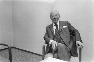 Pieter Menten wacht op zijn proces, 1977 - cc