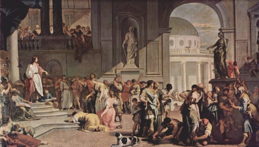 Sebastiano Ricci, 1725-1726