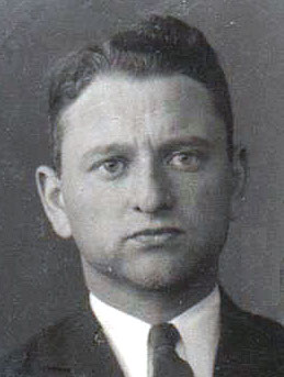 Albert Pierhagen in 1937
