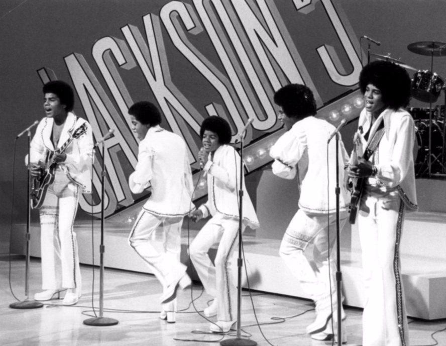De Jackson 5 in 1972. - cc