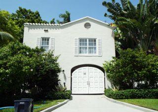 Het huis van Al Capone in Florida waar hij de laatste twintig jaar van zijn leven woonde.