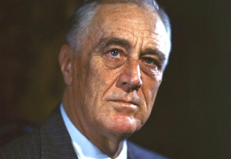 Franklin Delano Roosevelt (1882-1945) - 32e president van de Verenigde Staten