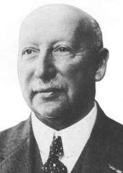 Sam van den Bergh (1864-1941), grootindustrieel