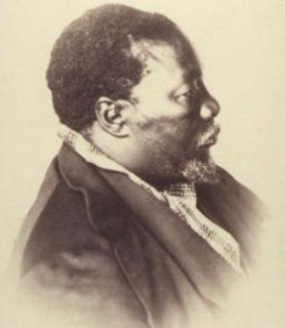 Sechele, de bekeerling van Dr. Livingstone