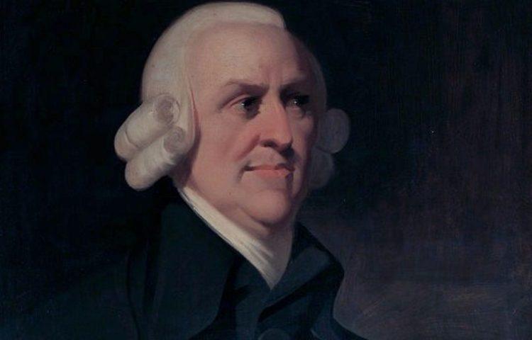 Adam Smith (1723-1790): econoom, liberaal en Verlichtingsdenker