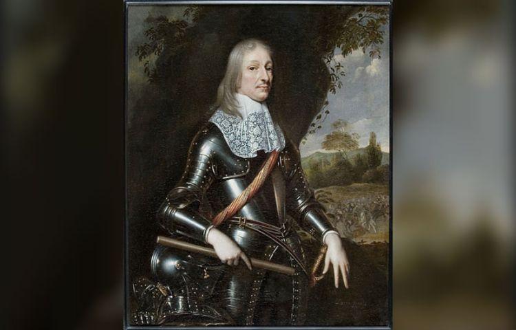 Willem Frederik van Nassau-Dietz geschilderd door Pieter Nason