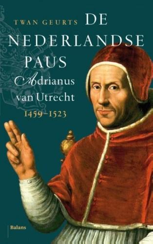 de Nederlandse paus - Twan Geurts
