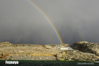 Foyn, het eiland waar Sjef van Dongen werd opgepikt, 2016
