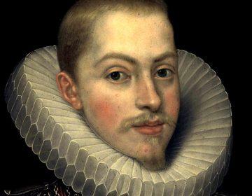 Filips III eind zestiende eeuw