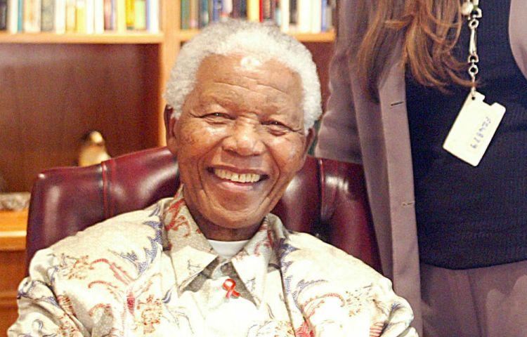 Nelson Mandela (1918-2013) - Strijder tegen de apartheid