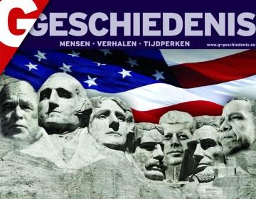 Cover G-Geschiedenis