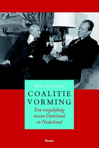 Coalitievorming. Een vergelijking tussen Duitsland en Nederland