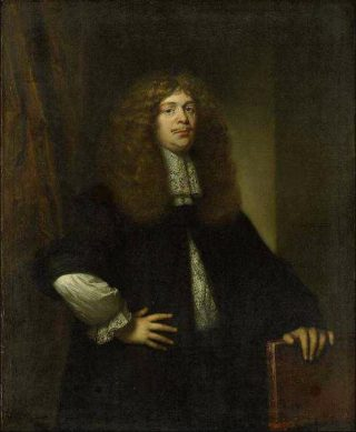 Coenraad van Beuningen Coenraad van Beuningen in 1673 door Caspar Netscher, Amsterdam Museum
