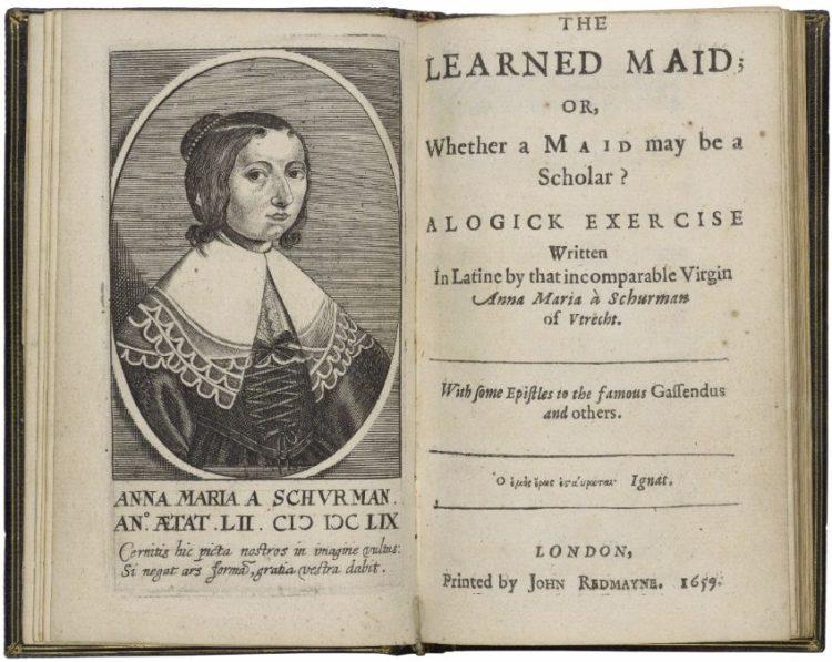 Engelse vertaling van Van Schurmans verhandeling over vrouwen in het wetenschappelijk onderwijs