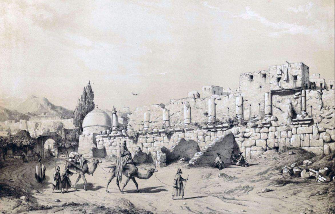 De eerste hoofdwet van de archeologie