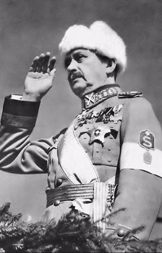 Mannerheim in 1937
