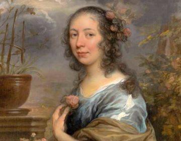 Margaretha Tulp geschilderd door Jürgen Ovens, Collectie Six, Amsterdam