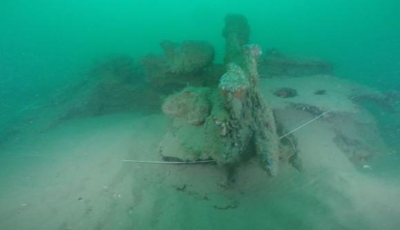 Lichaamsresten gevonden in VOC-wrak 'De Rooswijk'