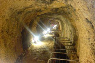 Eupalinos Tunnel - cc