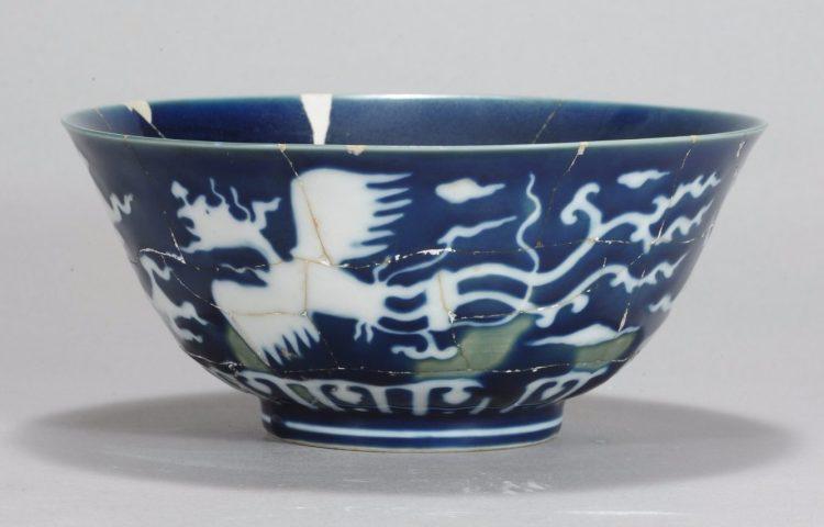 Kopje, porselein | Chenghua (1464-1487) | Archeologisch Instituut, Jingdezhen