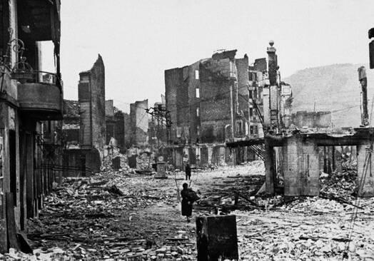 Bombardement op Guernica (1937)