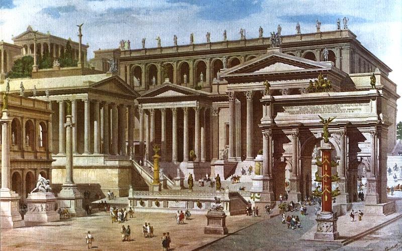 Pax Romana (27-180) - Hoe Rome de vrede handhaafde