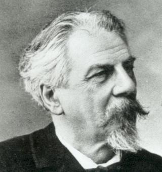 De Franse oogarts Ferdinand Monoyer
