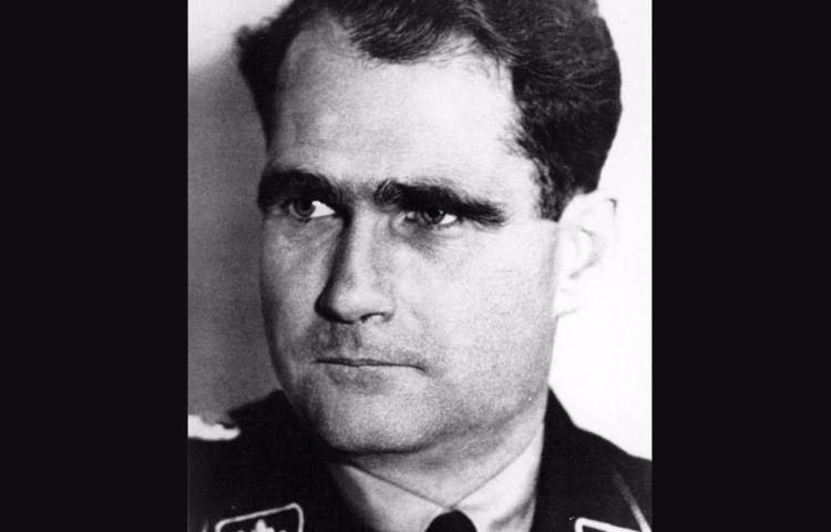 Rudolf Hess in 1933