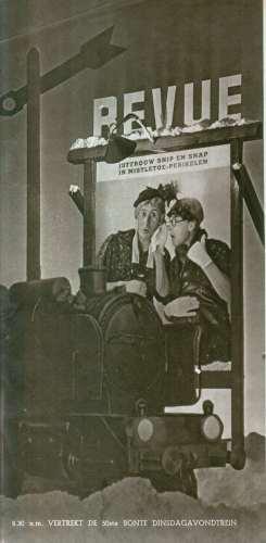 Snip en Snap - Afbeelding uit een AVRObode uit 1937