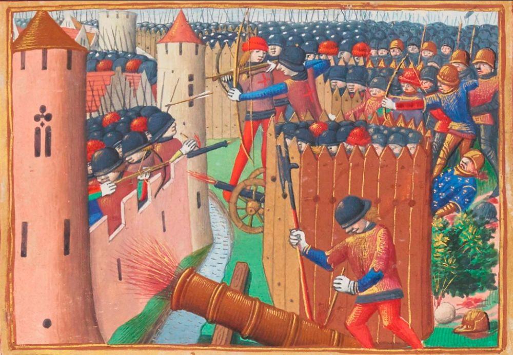 De Honderdjarige Oorlog (1337-1453)
