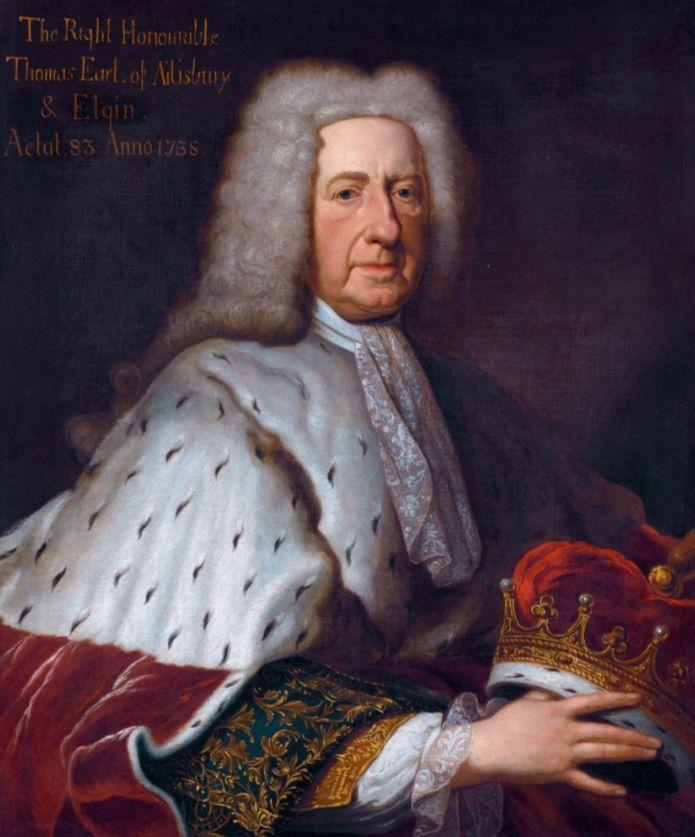 Lord Thomas Bruce (1656-1741)