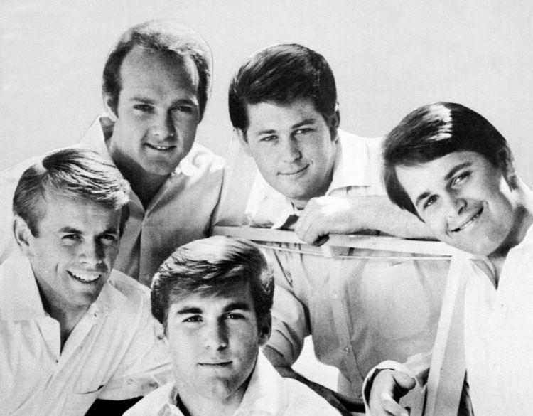 The Beach Boys in 1965