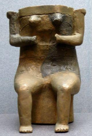 Vrouwenbeeldje uit de bandkeramische cultuur (cc)