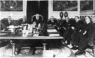 Het kabinet Azaña in 1936