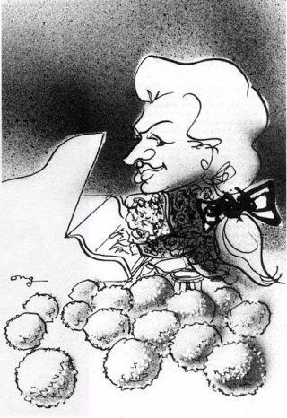 Mozartballetjes © Henk Boudewijns – Illustratie Guus Ong