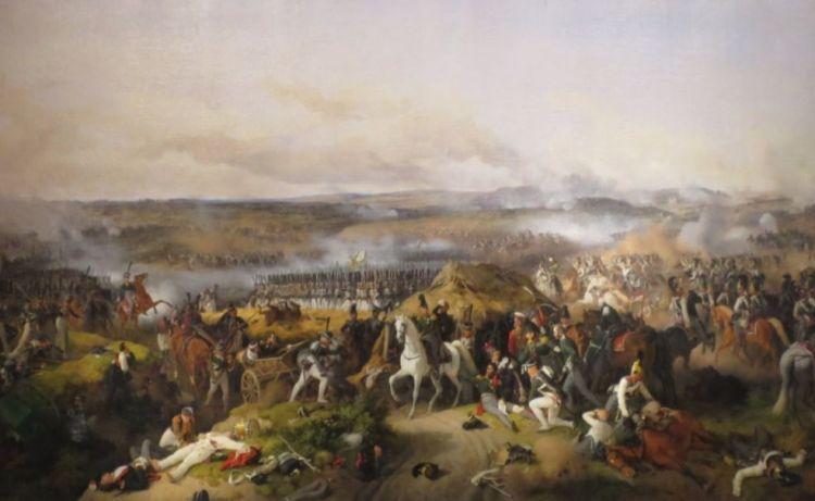 Ouverture 1812 - Slag bij Borodino, Peter von Hess, 1843