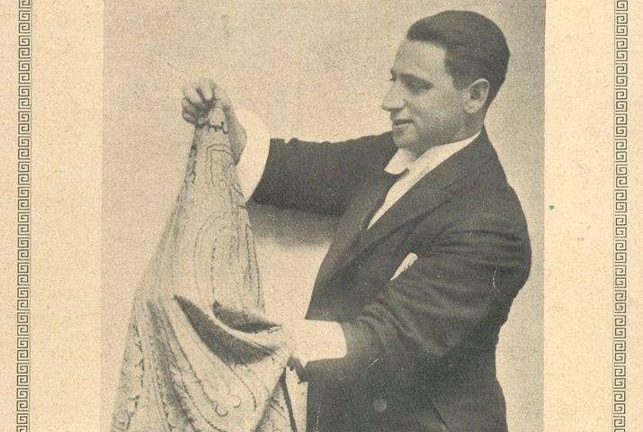 Ben Ali Libi, humoristisch goochelaar
